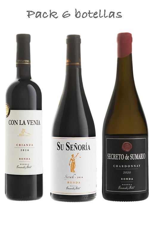 Pack de vinos